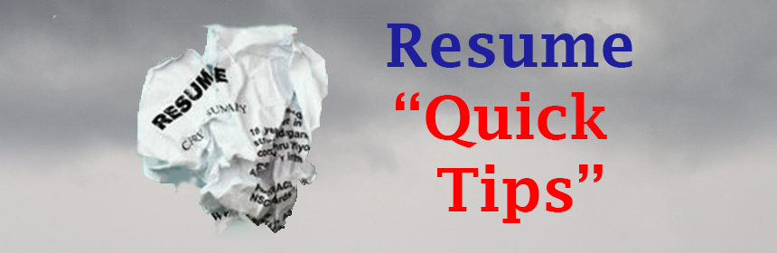Over 50 Resume Quick Tip 8 This is essentialKeep job search